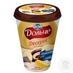Dolce Banana-Chocolate Curd Dessert 3,4% 400g - buy, prices for MegaMarket - image 1