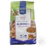 Metro Chef whole blanched almonds 200g