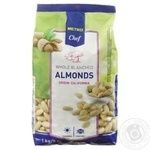 Metro chef whole blanched almonds 1kg