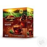 Lisma Indian Strong black tea 100*1,8g