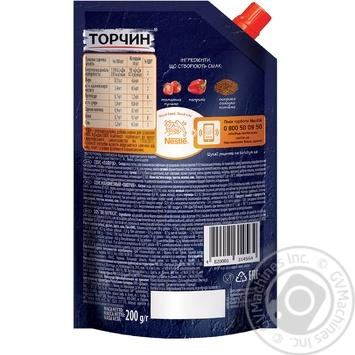 Соус Торчин Папрік 200г - купить, цены на Ашан - фото 2