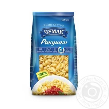 Chumak Shells Pasta