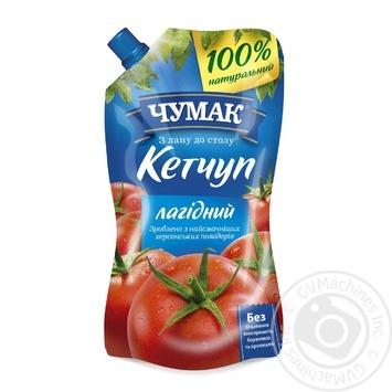 Chumak gentle ketchup 270g