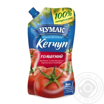 Ketchup Chumak with spices 270g