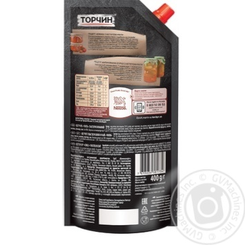 Torchin chili ketchup 400g - buy, prices for Novus - image 2