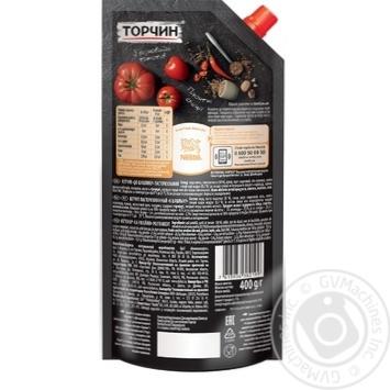 Torchin do shashlyk ketchup 400g - buy, prices for Novus - image 2