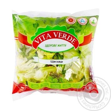 Салат Vita Verde Цезарь 180г - купить, цены на Novus - фото 1