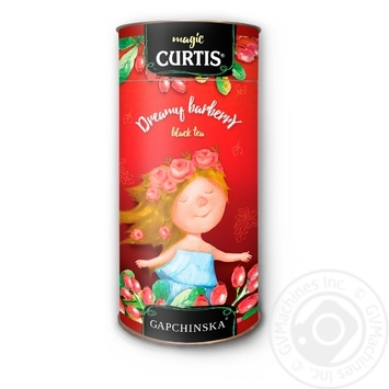 Чай черный Curtis Dreamy Barberry 80г