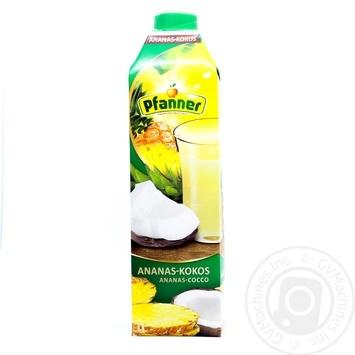 Напій Ананас-Кокос 25% Phanner 1л