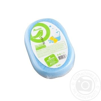 Bath sponge Auchan Auchan - buy, prices for Auchan - photo 2
