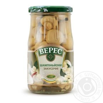 Veres Snack Marinated Champignon