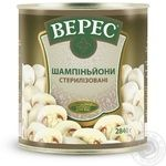 Veres canned mushrooms 2840g