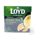 Tea Loyd Private import tangerine 20pcs 34g