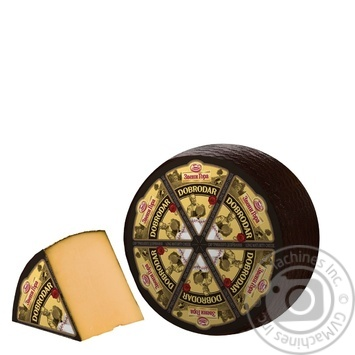 Cheese Zveni gora Dobrodar hard 50% Ukraine - buy, prices for MegaMarket - image 1