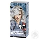 Краска для волос got2b серебрянный металлик тонирующая 098 80мл
