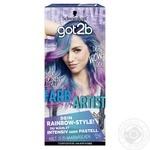Краска для волос got2b аква микс тонирующая 111 90мл