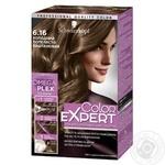 Краска для волос Color Expert 6-16 холодный пепельно-каштановый 166,8мл