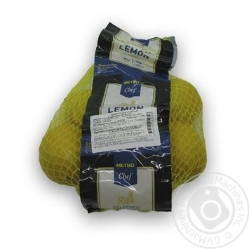 Лимоны Metro chef 500г