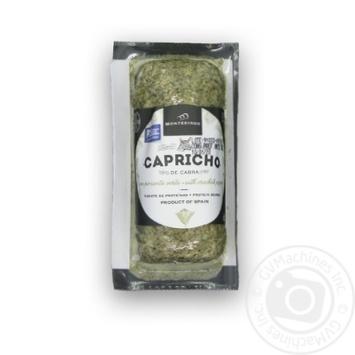 Сыр козий Montesinos Capricho de Cabra мягкий с перцем 45% 145г - купить, цены на Novus - фото 2