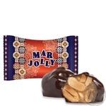 Конфеты Turron Mar Jolly с фиником, сушеной клюквой и арахисом в глазури весовые