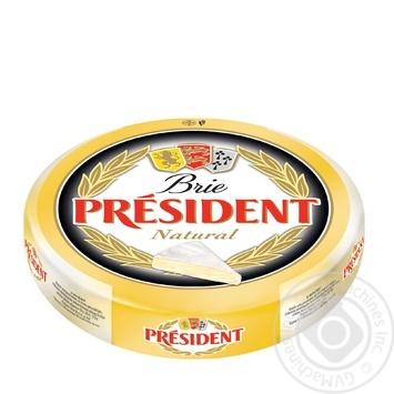 Сыр President Бри мягкий 60%