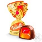 Конфеты Konti Frulatto со вкусом малины и апельсина