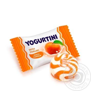 Roshen Yogurtini Milk Caramel