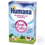 Humana AntiColic with LC PUFA and prebiotics for children dry milk blend  300g