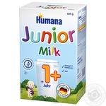 Суміш молочна Хумана 4 Джуніор суха дитяча з 12 місяців 600г