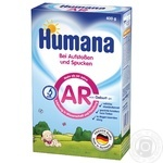 Humana AR for children dry milk mix 400g - buy, prices for Auchan - image 1