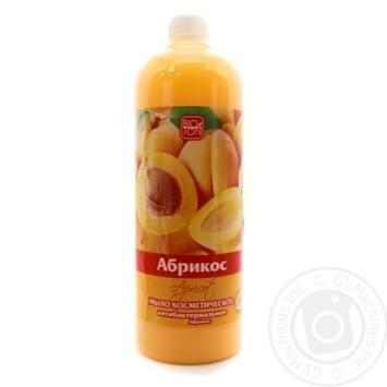 Мило косметичне антибактеріальне Абрикос 1000 мл - купить, цены на Novus - фото 1