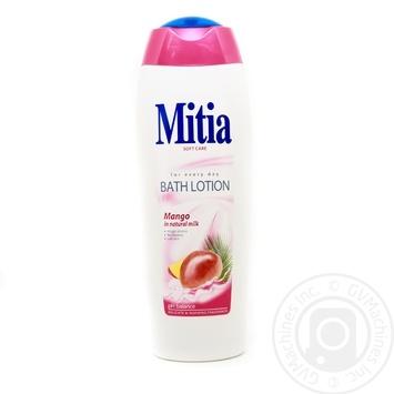 Крем-піна Mitia Mango для ванни 0,75л