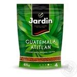 Кофе Jardin Guatemala Atitlan растворимый сублимированный 65г