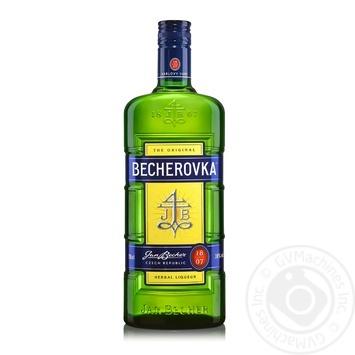 Becherovka herbal liqueur 38% 0.7l - buy, prices for Novus - image 1