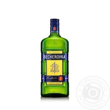 Becherovka Bitter 500ml - buy, prices for Novus - image 1