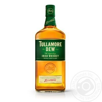 Tullamore Dew Whiskey 0.7l - buy, prices for Novus - image 1