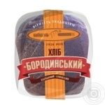 KyivHlib Borodynskyi Sliced Bread 400g - buy, prices for Novus - image 2