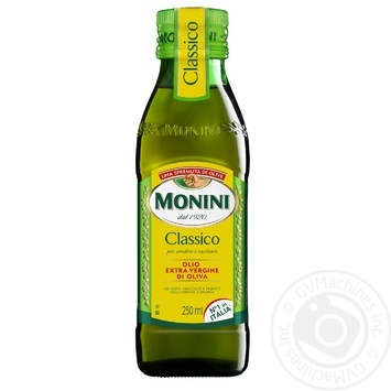 Monini Extra Virgin Classico olive oil 250ml - buy, prices for Novus - image 1