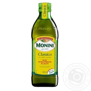 Monini Extra Virgin Classico olive oil 500ml - buy, prices for Novus - image 1
