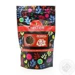 Чай чорний в пакетах з застібкою Троянди Челтон 90г