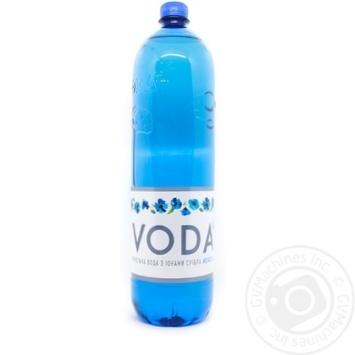 Вода VodaUA минеральная негазированная 1,5л