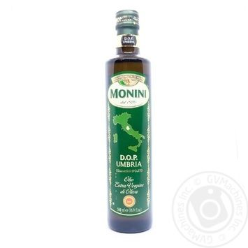 Monini Extra Virgin DOP Umbria olive oil 500ml