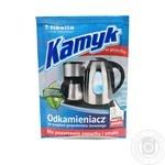 Порошок для видалення накипу з побутової техніки KAMYK Libella 2г - купить, цены на Novus - фото 1