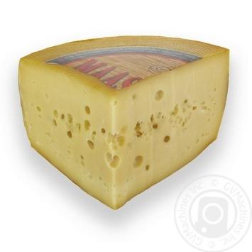 Сыр Староказацкое Маасдамер 45%