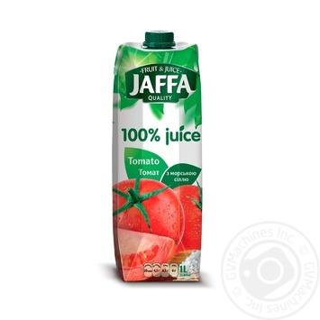 Сок Jaffa томатный с солью 1л