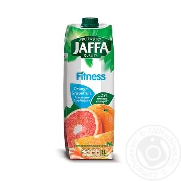 Нектар Jaffa апельсиново-грейпфрутовый 1л