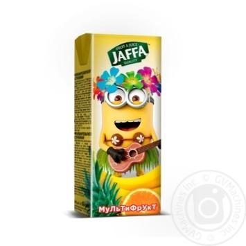 Нектар Jaffa Minions мультифруктовый 200мл - купить, цены на Фуршет - фото 3
