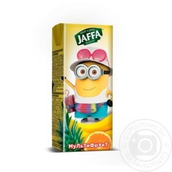 Multifruits nectar Jaffa kinder Spongebob Tropical fruits 200ml