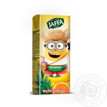 Нектар Jaffa Minions мультифруктовый 200мл - купить, цены на Фуршет - фото 2
