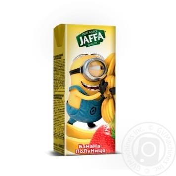 Нектар Jaffa Minions бананово-клубничный 200мл - купить, цены на Фуршет - фото 2